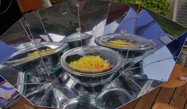 Cocinando Con El Sol Terra Org Ecologia Practica