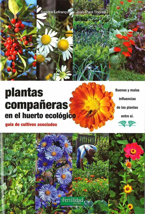 Plantas compa eras en el huerto ecol gico for Que plantas se siembran en un huerto